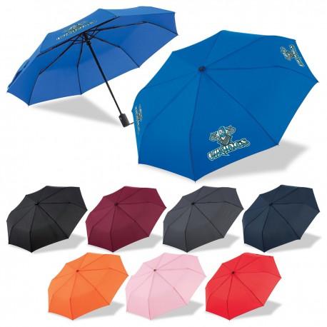 Dark Green / White Hydra Windproof Golf Umbrella