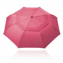 White /  Black Nimbus Budget Sports Umbrella
