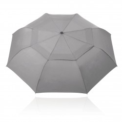 Black Pontiac Compact Folding Umbrella
