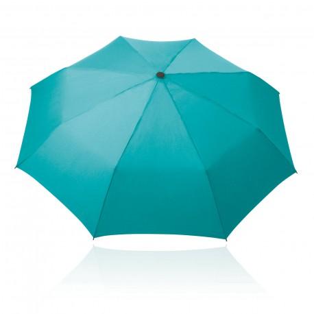 Yellow / Black Pontiac Compact Folding Umbrella