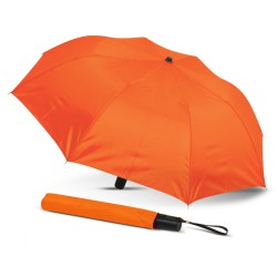 Light Blue Trident Windproof Golf Umbrella