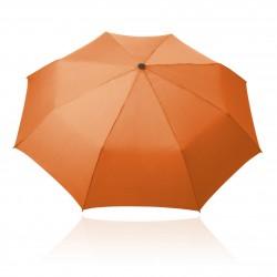 Solid Navy Trident Vented Windproof Golf Umbrella