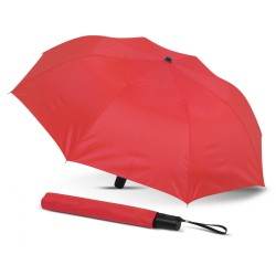 Navy Trident Windproof Golf Umbrella