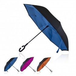 Shelta 53cm Double Canopy Inverse Umbrella