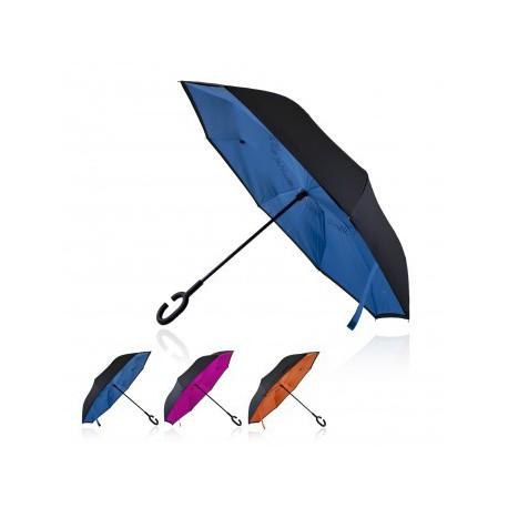 Shelta 53cm Double Canopy Inverse Umbrella