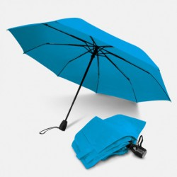 Red Trident Checkmate Vented Windproof Golf Umbrella