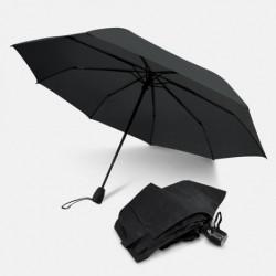 Black Hydra Windproof Golf Umbrella