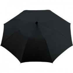 Black Gemini Inverted Umbrella