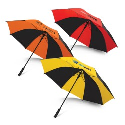 Hydra Sports Umbrella - Black Panels
