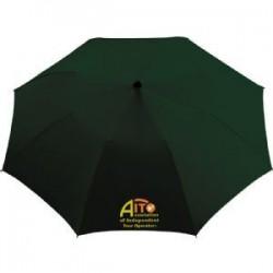 Red / White Summit 30 Vented Windproof Golf Umbrella