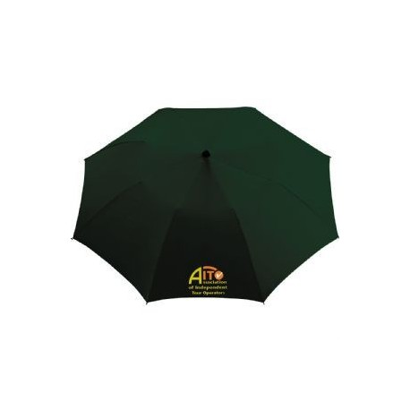 Red / White Summit 30 Vented Windproof Golf Umbrella