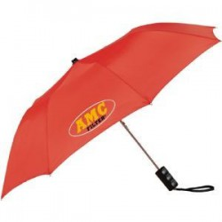 Silver Summit 30 Vented Windproof Golf Umbrella